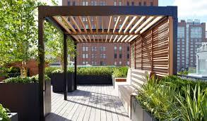 pergola 50p. roof deck minimalist pergola 50p 0
