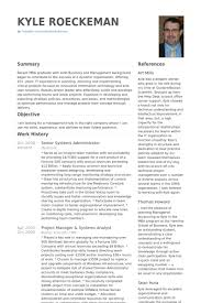Senior Systems Administrator Resume samples