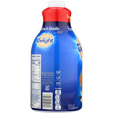 The latest ones are on mar 17, 2021 8 new delight coffee creamer nutrition facts results have been found in the last 90 days, which means that every 11, a new delight coffee. International Delight Vanilla Coffee Creamer Case Foodservicedirect