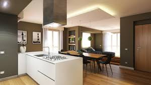 super bright kitchen with led kitchen ceiling lighting and fluorescent white ceiling light