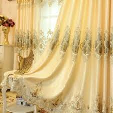 Image Window Treatments Ebay Details About European Style Luxury Darkening Curtains Window Living Room Home Office Decor