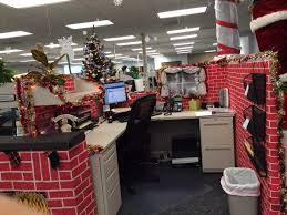christmas decorations for office cubicle. Awesome Office Ideas Christmas Cubicle Decorations Interior: Full Size For E