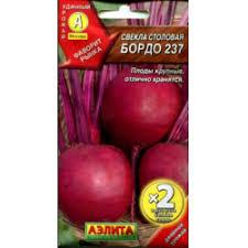 "Отзывы о <b>Семена свеклы</b> столовой Аэлита ""<b>Бордо</b> 237"""