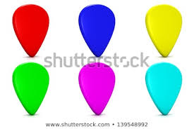 Pins For Maps Colorful Pins Maps Other Usage Stock Illustration 139548992