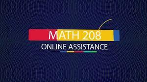 math online class help math solution math 208 online class help math 208 solution