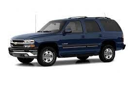 2004 Chevrolet Tahoe Pictures