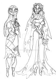 Fashion Coloring Pages With Bride Coloring Pages - creativemove.me