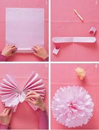 Decorative Tissue Paper Balls Extraordinary Inspiração Pompons Para Decoração De Festa Craft Ideas