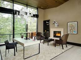 oval office fireplace. Oval Office Fireplace. Simple-home-office-and-ample-natural- Fireplace