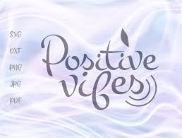 I have been wanting to experiment with 3d mandala svg projects for quite a while now and yesterday i finally had the chance. Positive Vibes Graphic By Digitals By Hanna Creative Fabrica