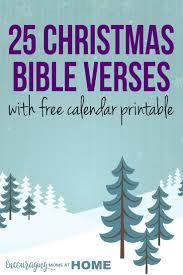 The 25 Best Bible Verse Advent Calendar Ideas On Pinterest