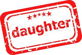 Daughter Word