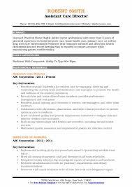 Home Health Care Job Description For Resume Care Director Resume Samples Qwikresume