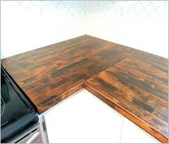 home depot wood countertops how to make natural kitchen cost countertop sealer heirloom