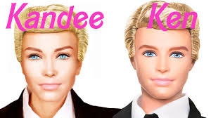 ken barbie doll makeup transformation