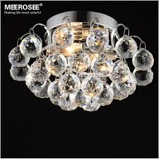 small crystal ceiling light crystal res lamp ceiling lighting fixture stair aisle porch corridor light home decoration small crystal ceiling modern