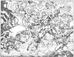 Avengers Threat Assessment Infinity War Preview Pages 6 7 Double