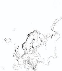 Kaart Europa Inkleuren Uscarfriendewestbrabant