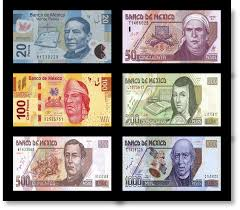 Conversion Chart Canadian Dollars To Mexican Pesos Mexico Exchange Rate Currency Converter Puerto Vallarta