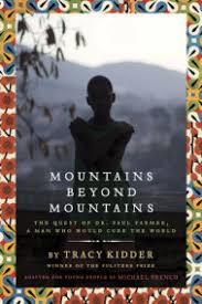 mountains beyond mountains by tracy kidder com mountains beyond mountains adapted for young people
