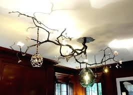 tree branch light fixture tree branch light fixture startling best chandelier ideas on hanging home interior