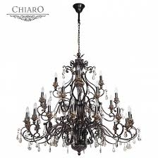 <b>Подвесная люстра Chiaro</b> Версаче 254018828 — заказать в ...