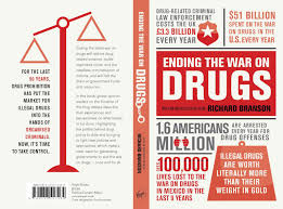 ending the war on drugs virgin