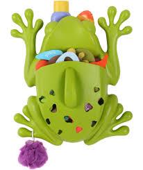 Bathroom Toys Storage Buy Boon Frog Pod Bath Toy Scoop At Argoscouk Your Online Shop
