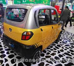 new car launches of bajajBajaj to launch fourwheel vehicle but its not a car  Rediffcom
