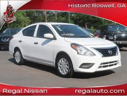 Used Cars, Trucks & SUVs   Regal Nissan in Roswell   Near Atlanta