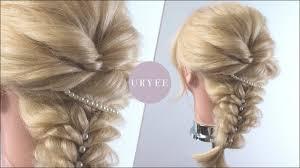 ゴムとくるりんぱだけで結婚式の髪型をつくるやり方 Youtube