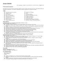 Project Manager Cv Template Construction Management Jobs Logistics