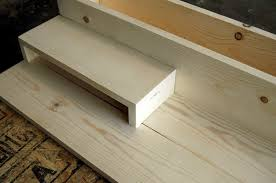 Unfinished Coat Rack Delectable DIY Entryway Shelf And Coat Rack Plans
