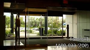 exterior large size brilliant commercial sliding glass doors multi track and dual amazing tormax tx
