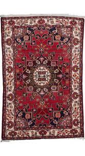 vintage rug persian sarouk saruk 4 1 x 6 3