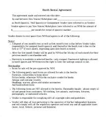 Hair Stylist Commission Agreement Template Contract Sample Booth ...