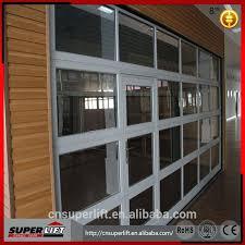 insulated glass garage doors glass insulated glass garage doors door with pedestrian supplieranufacturers