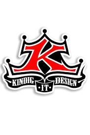 Classic Sticker Design Sticker Classic Logo Kindig It Design