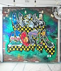 office graffiti wall. Graffiti Wall Facebook Office Design :