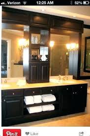 bathroom countertop storage tower bathroom counter storage tower bathrooms remodeling furniture fascinating vanity