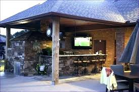 outdoor tv cabinet plans to build diy design for
