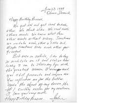 birthday love letters is this the greatest love letter of all time telegraph