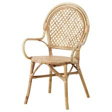 Älmsta chair rattan ikea would love these for the dining room spray painted a fun color