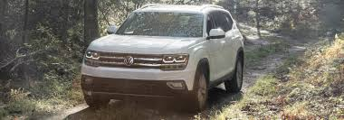 Vw Atlas Trim Comparison Chart 2019 2018 Volkswagen Atlas Trim Comparison