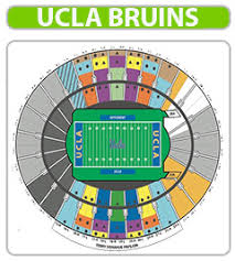 Usc Football Seating Chart 2018 Detailed Usc Football Seating Chart Los Angeles Memorial