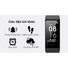 Vòng đeo tay thông minh Xiaomi Miband 4C - Hàng chính hãng - BH 12 tháng