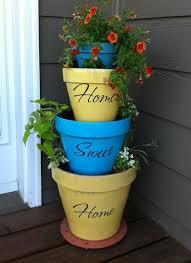 stackable plant pots 125 best terracotta pots images on