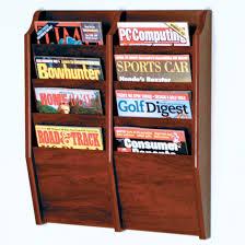 office magazine racks. Office Magazine Racks
