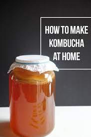 how to make kombucha at home shutterbean