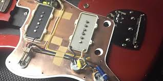 upgrading jazzmaster electronics unleash the potential reverb news squier jazzmaster wiring diagram lots of players have a hankering for a jazzmaster these days, and a limited budget shouldn't stand in the way why not buy a low or medium priced model and